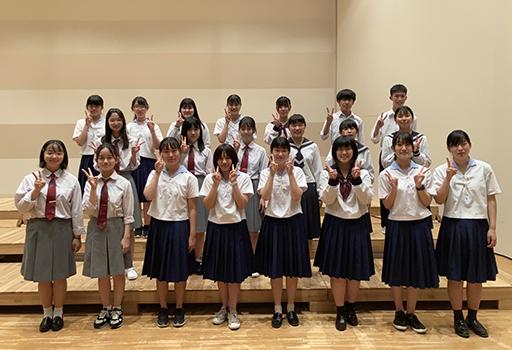 鳥取県西部合同合唱部