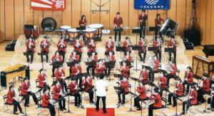 米子東高等学校吹奏楽部