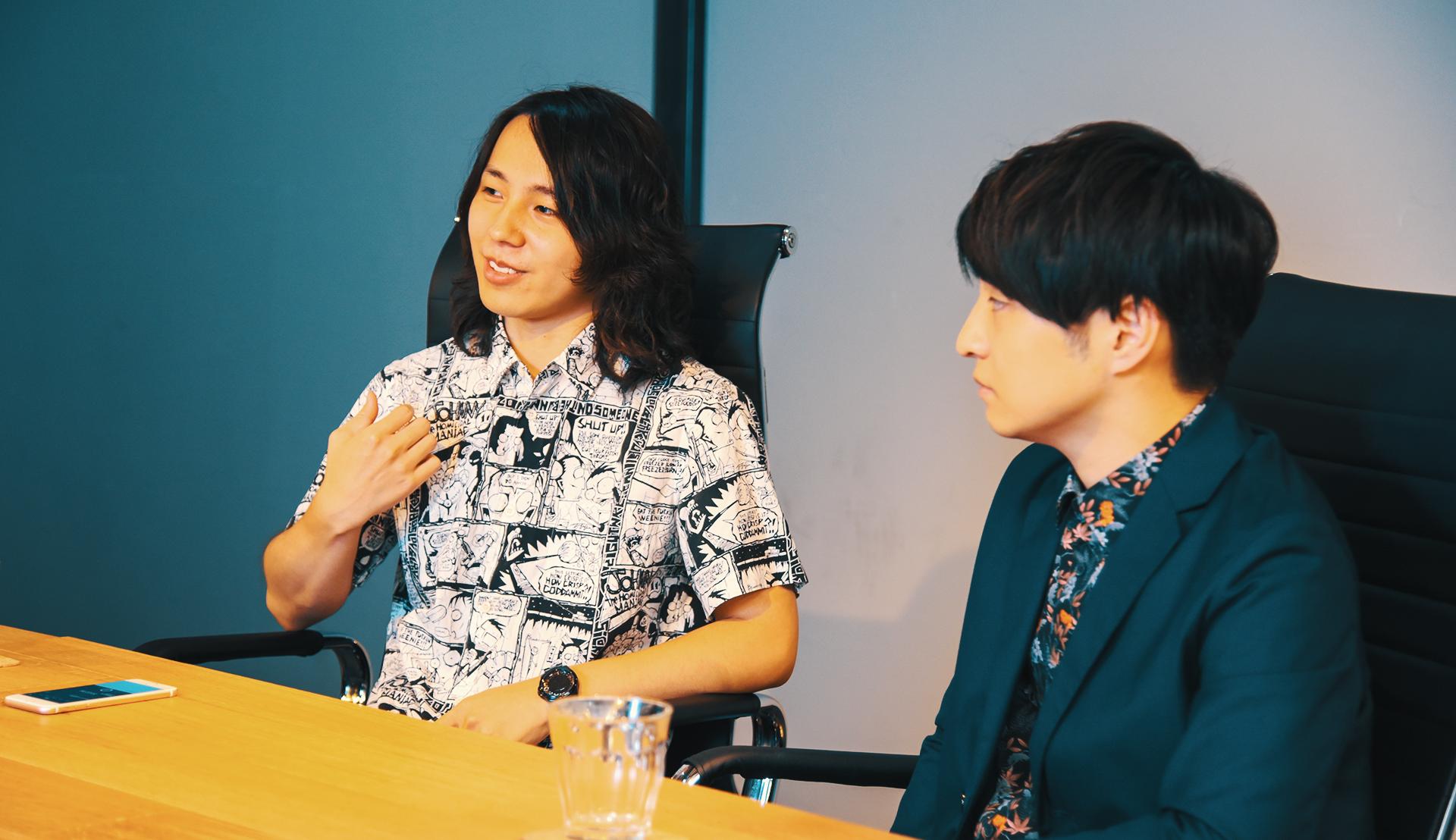 [特別対談]横田誓哉×藤原聡 2019.08.08『対談編』
